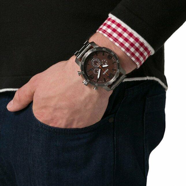 e468a61844647 Relógio Fossil FJR1355 Z - Compre com toda Segurança