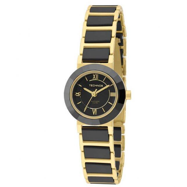 5fc4c751b1631 Relógio Technos Ceramic Sapphire 2035LWF 4P - Compre com toda Segurança
