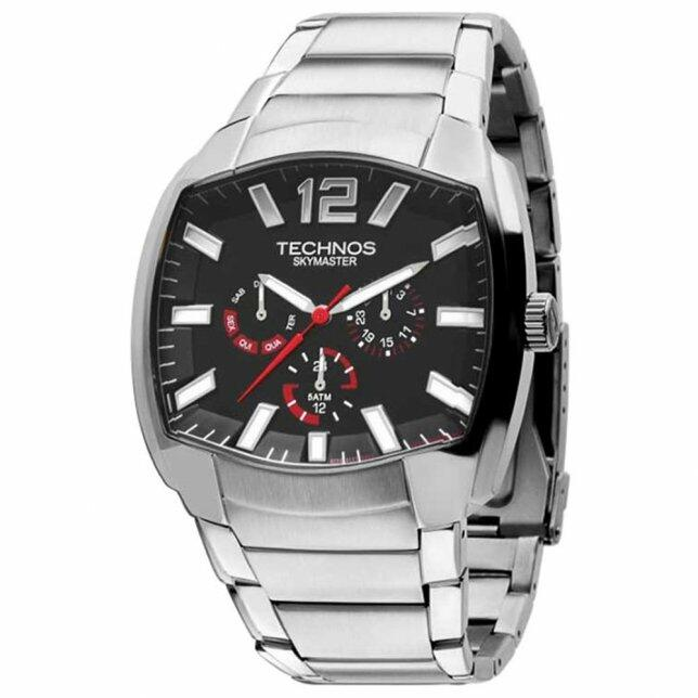 541c85db5632b Relógio Technos Skymaster 6P29AEW 1P - Compre agora na Gravina