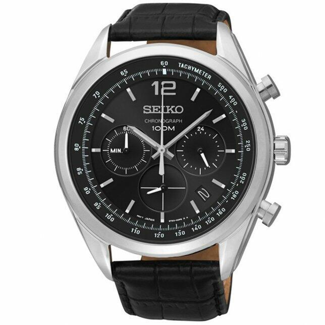 3bbaa2b20c2 Relógio Seiko Chronograph 6T63AQ 0 Original com o Melhor Preço da ...