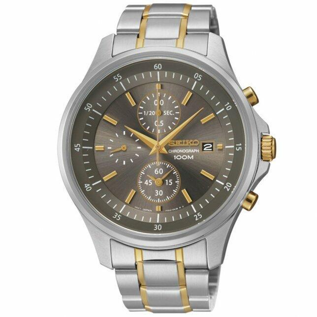7d8d767af68 Relógio Seiko Chronograph 7T92CM 5 Original com o Melhor Preço da ...
