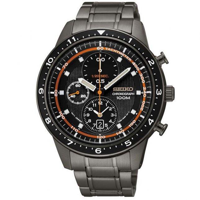 2772c6cdd81 Relógio Seiko Chronograph 7T92CS 1P Original com o Melhor Preço da ...