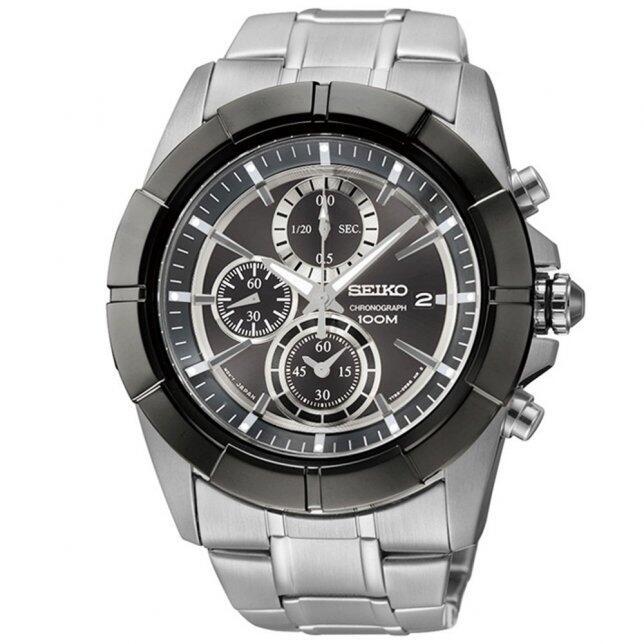 796312f85ae Relógio Seiko Chronograph 7T92CN 1 Original com o Melhor Preço da Web