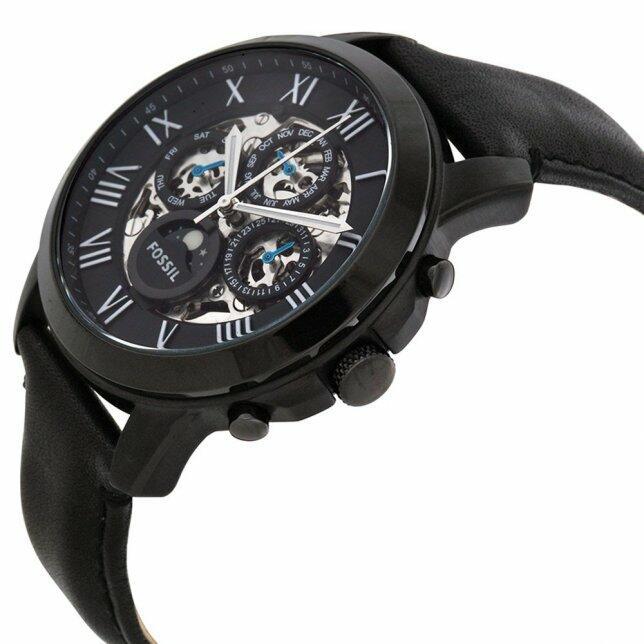 Relógio Fossil Automático ME3028 0PN Original. Adquira o seu na ... 8d003157f1